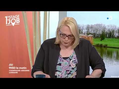 France 3 parle de l'initiative 1er Stage 1er Job - Crédit Agricole Nord Est