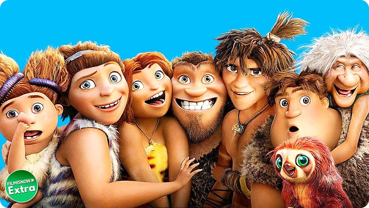 THE CROODS: A NEW AGE | Cast & Filmmakers Interview