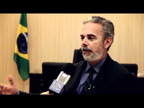 Minister of Foreign Affairs of Brazil talks about the expectations for Rio+20