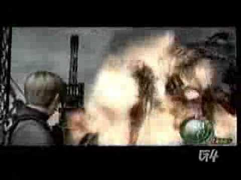 Resident Evil 4 - Union Underground Turn Me On Mr. Deadman