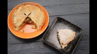Apple Pie   Sanjeev Kapoor Khazana