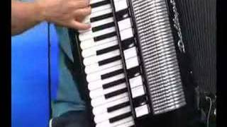 Accordion - Fast Italian track