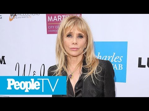 'We're All In PTSD': Rosanna Arquette On Her Family After Sister Alexis' Death | PeopleTV