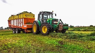 Zbiór Traw 2 Pokosu(John Deere&Zetor&Pottinger&Kverneland&2xKuhn)