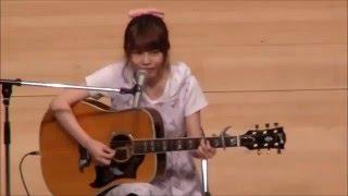 経専学園入学式 Last Dreams/怜花 inニトリ文化ホール オリジナル ギター弾き語り
