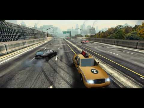 NFS Most Wanted Unlimited Nitro