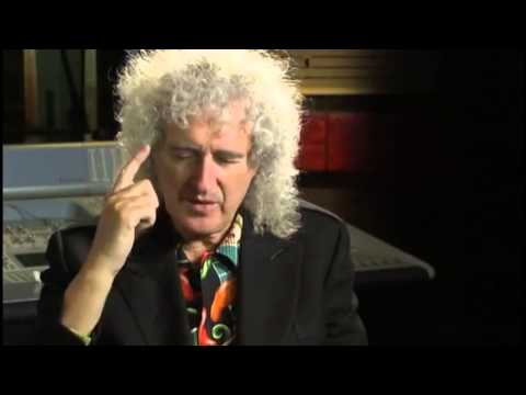 Brian May On Queen Forever