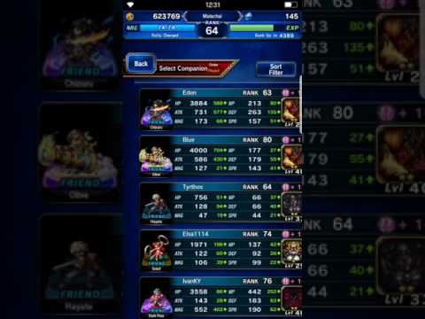 FFBE How to Chain Properly with Orlandeau - - vimore org