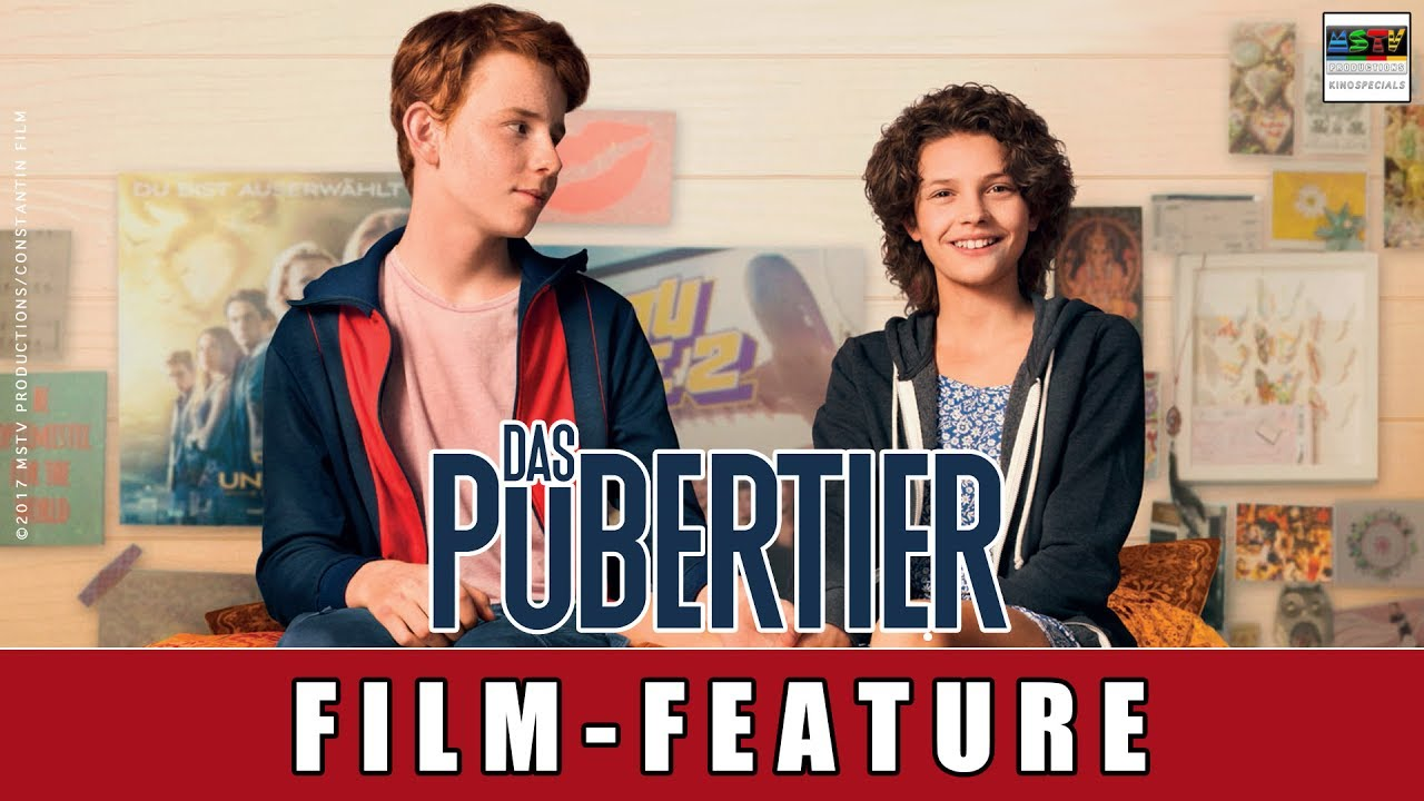 Das Pubertier - Der Film - Film-Feature