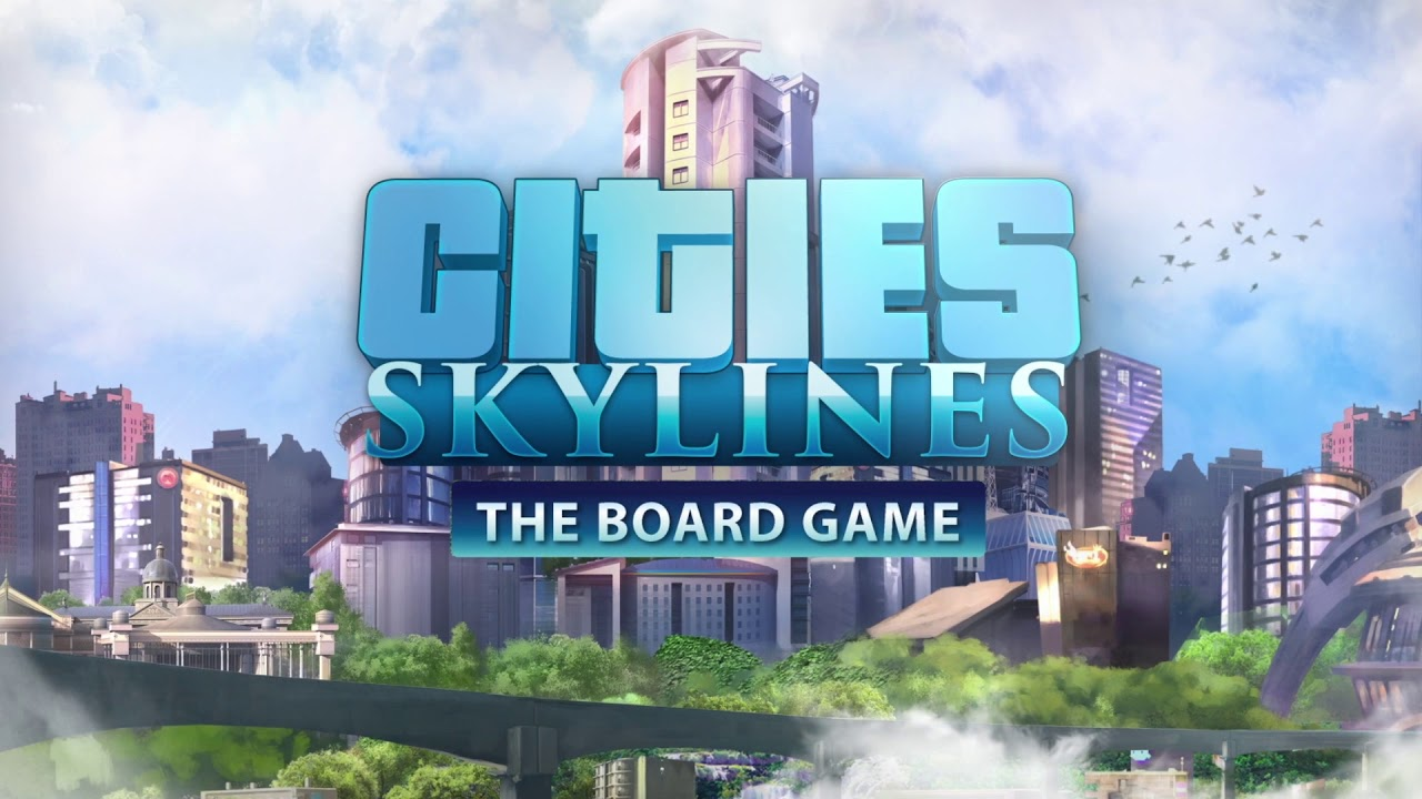 Cities Skylines The Board Game Youtube