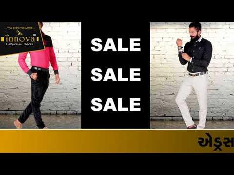 Innova fabrics video add sale