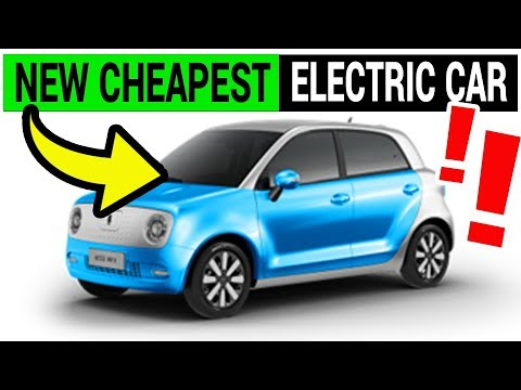 World's New Cheapest Electric Car... but there is a Catch!