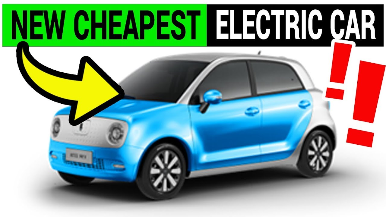 World S New Est Electric Car But There Is A Catch