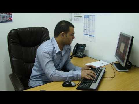 THIS IS MY OFFICE VIDEO  IN SAUDI ARABIA   29.06.2010