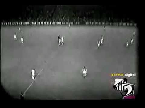Santos - Stade De Reims 5-3 (Tournoi International De Paris, 1960)