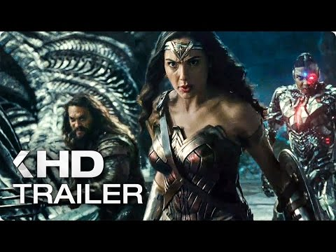 JUSTICE LEAGUE Trailer 2 (2017)