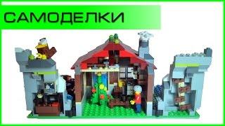 Самоделки - Модификация домика в горах 31025 (MOC)