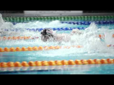 '14 Pan Pacs - Michael Phelps is back.