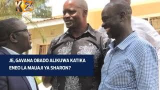 GAVANA OBADO KIZIMBANI: Gavana kufikishwa mahakamani Jumatatu