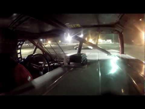Tim Hamburg - Kankakee County Speedway (7/13/12) Illinois Vintage Racing Series