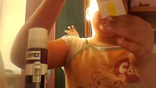 Видео-урок/Как делать водопад.#1
