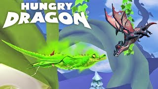 Cartoon Games for Kids - Hungry Dragon™ - Android IOS gameplay