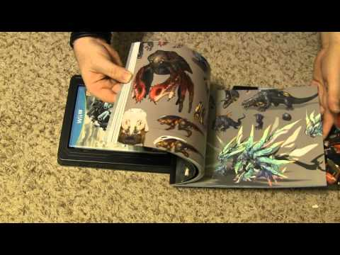 krist-unboxes-xenoblade-chronicles-x-special-edition-(with-misprint-art-book!)for-wii-u