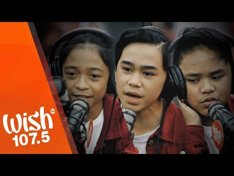 """TNT Boys Perform """"Together We Fly"""" LIVE On Wish 107.5 Bus"""