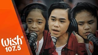 TNT Boys perform Together We Fly LIVE on Wish 107.5 Bus