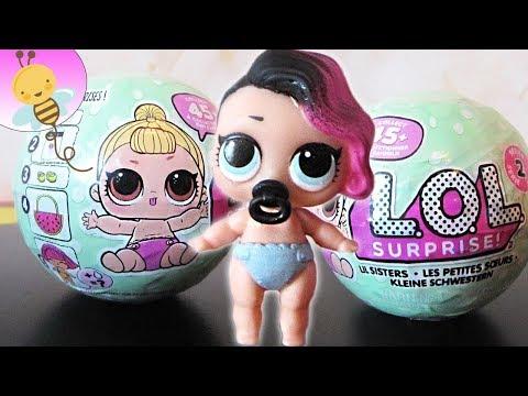 LOL Surprise Doll - Little Sister Opening - Lil Rocker!!!