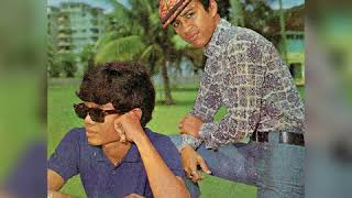 MENANTI A Ramlie dan The Rythmn Boys 1966 Rakaman Piring Hitam