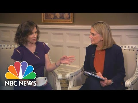 Elizabeth Vargas On Overcoming Anxiety And Addiction | NBC News