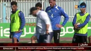 موجز لآخر أخبار الرياضة في الجزائر