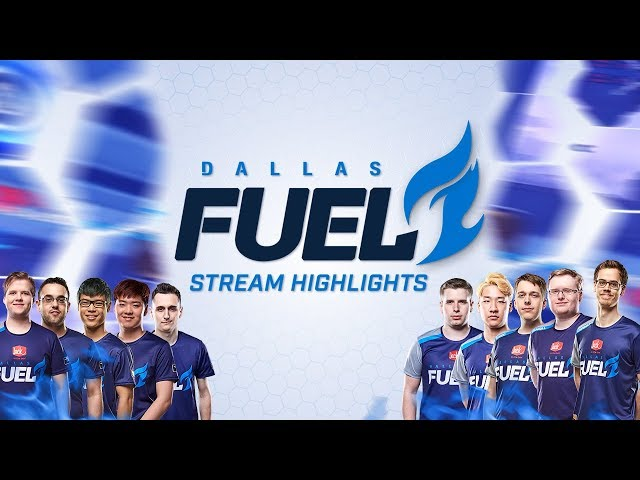 Dallas Fuel | Stream Highlights | Feat. - Mickie, Effect, Taimou, Seagull and more