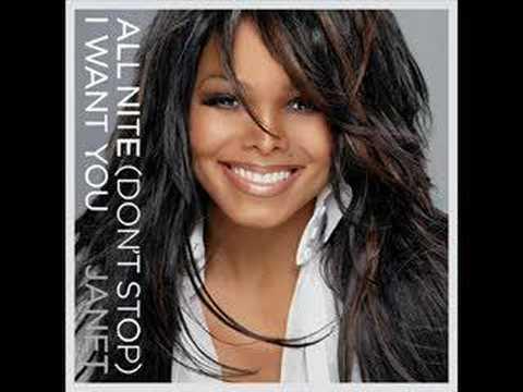 Janet Jackson- I want you