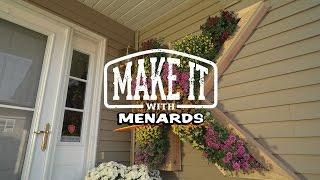 Make It With Menards – Ellery Designs