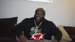 "Fat Migo Talks About Growing Up In High Point, Nc ""Its A lot Of Money Out There"" !!!"