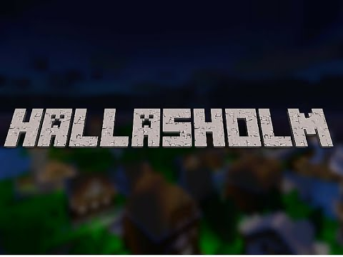 Hallasholm : A blocky, Scandinavian village.