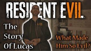 Resident Evil 7 | The Story Of Lucas Baker Explained | RE7 Character Recaps