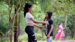 मेरी गर्लफ्रेंड बन जाओ रोज मज़ा दूंगा ( Prank On Cute Girl )|The Bharti Films |