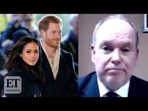 Prince Albert II Of Monaco Criticizes Prince Harry, Meghan Markle's Oprah Interview