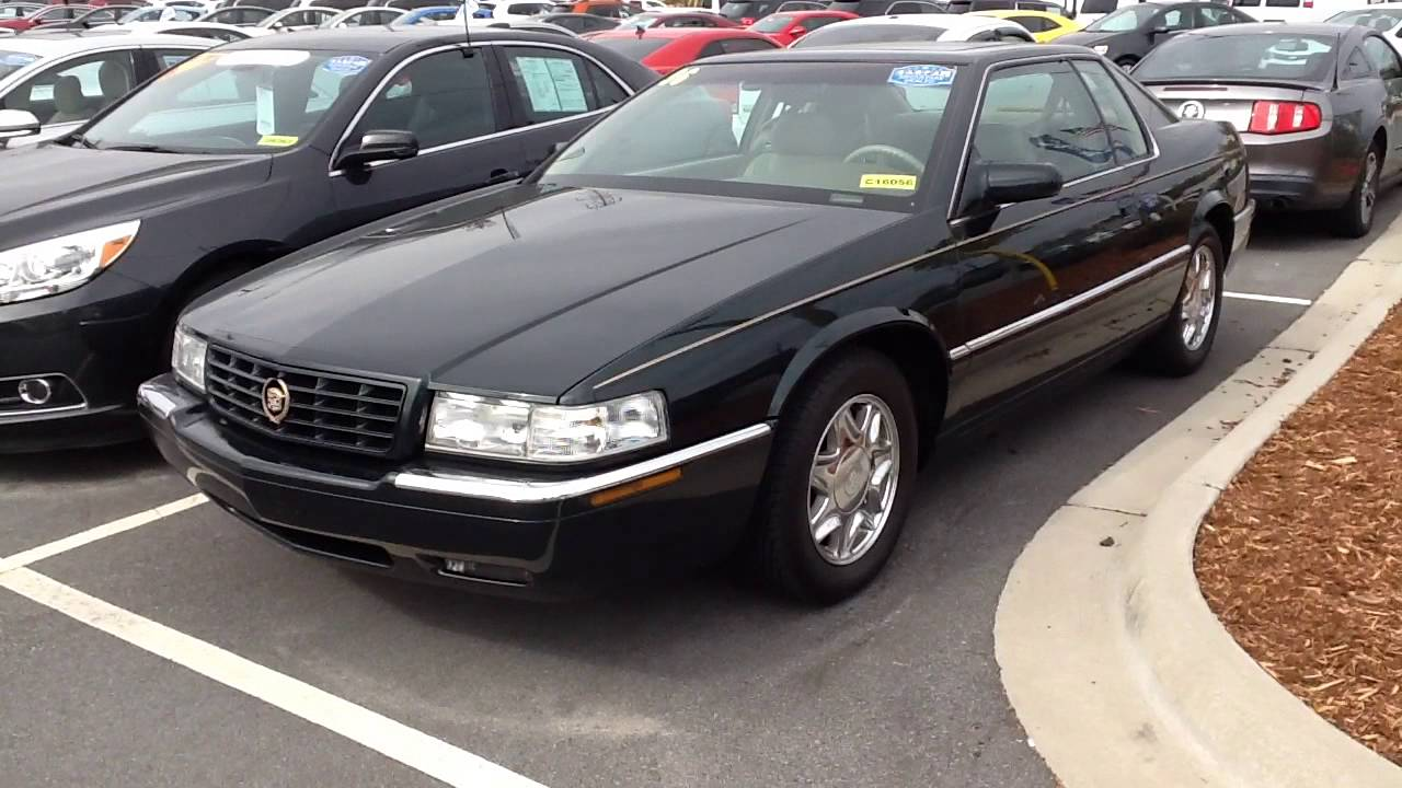 used 1996 cadillac eldorado touring youtube used 1996 cadillac eldorado touring