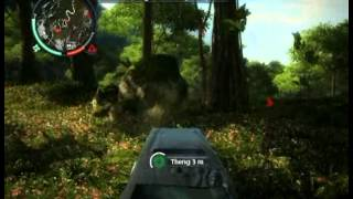 Just Cause 2 reaper mission 2