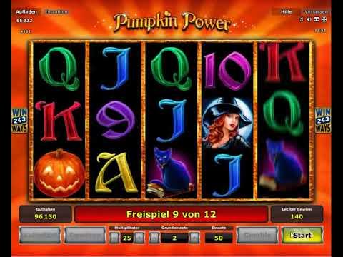 Игровой автомат Pumpkin Power играть бесплатно и без регистрации онлайн