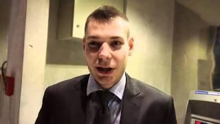 Paweł Wojciechowski po Gali PKOl (9.1.2012)