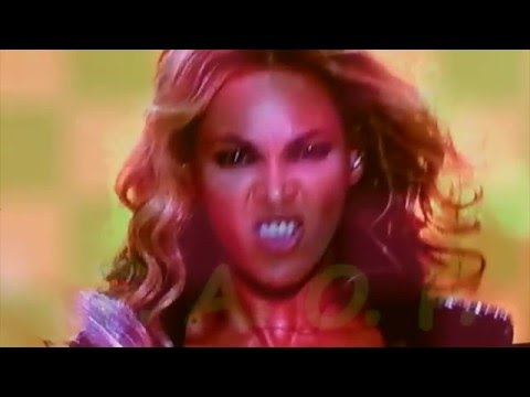Beyonce Possessed in Super Bowl