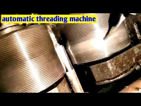 Thread Rolling Machine Video | Thread Rolling Process | Cold Forming | Thread Rolling Machine Price