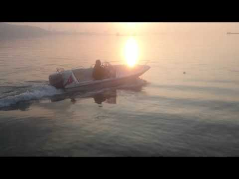 4.75 mursan 40 hp mariner test 1