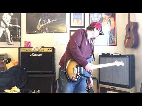 Fender Hot Rod Deville iii, Fender American Deluxe Strat, Monster tone pallet