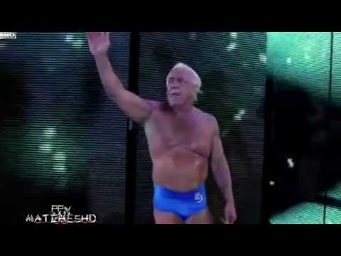 WWE WrestleMania XXIV (24) Highlights [HD]